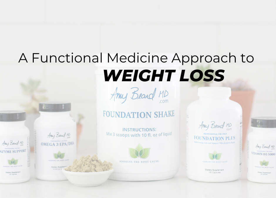 Functional Medicine Weight Loss – An Approach for Long-Term Success